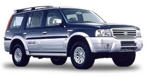 Ford Endeavour (2007)