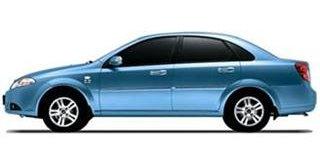Chevrolet Optra Magnum Diesel LS