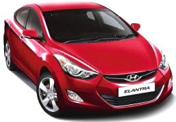 Hyundai Elantra Diesel Fluidic SX