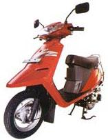 TVS Scooty 2008
